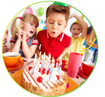 Looking for a Great Children's Birthday Party Idea in Cork? You've just found it!
